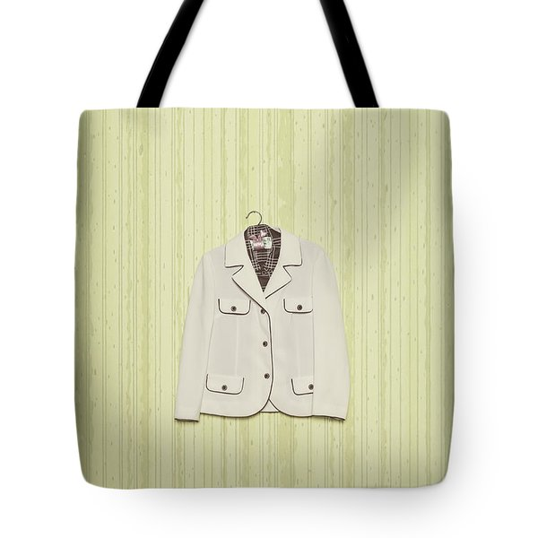 Blazer Tote Bag by Joana Kruse