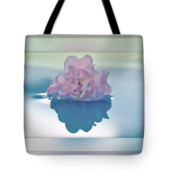 Blend Of Pastels Tote Bag by Kaye Menner