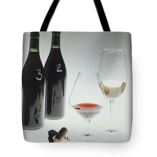 Blind Taste Test Tote Bag by Jerry McElroy