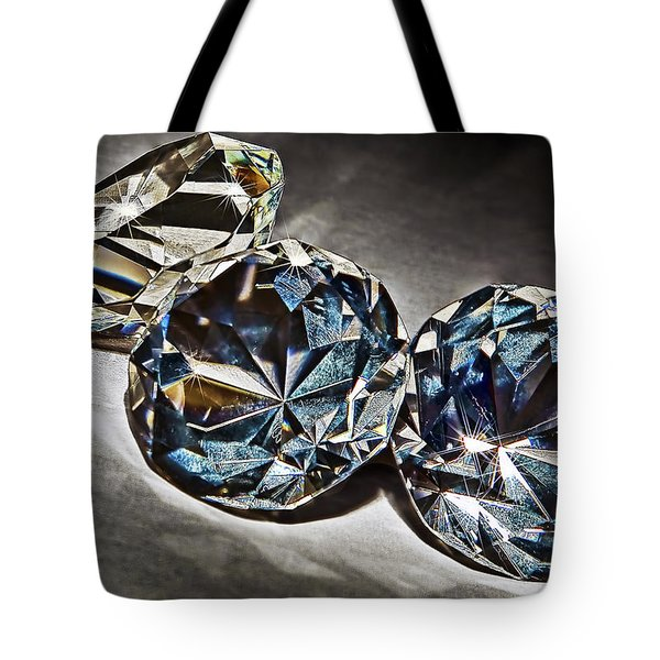 Bling Tote Bag by Marcia Colelli