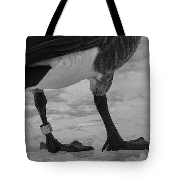 Bling Tote Bag by Thomas Young