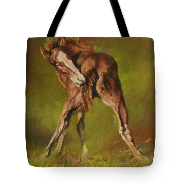 Bliss Tote Bag by Mia DeLode
