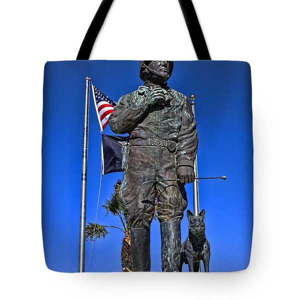 Blood And Guts Tote Bag by Tommy Anderson