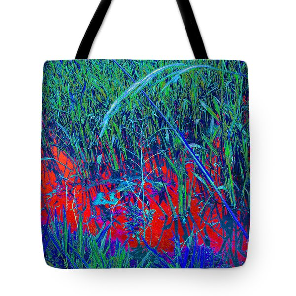 Bloody Battle Of New Orleans 1 Tote Bag by Alys Caviness-Gober