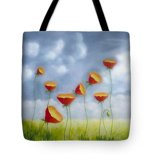 Blooming Summer Tote Bag by Veikko Suikkanen