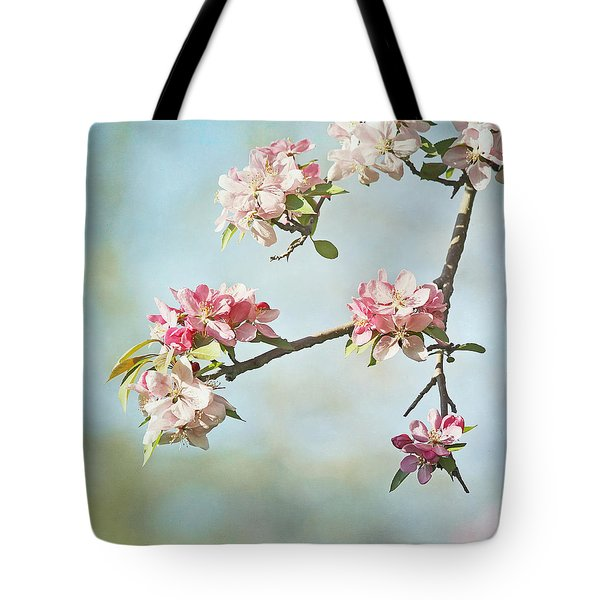 Blossom Branch Tote Bag by Kim Hojnacki