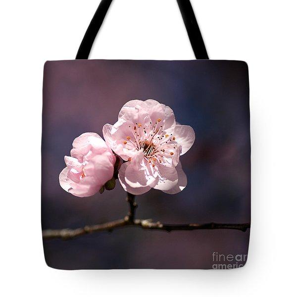 Blossom Tote Bag by Joy Watson