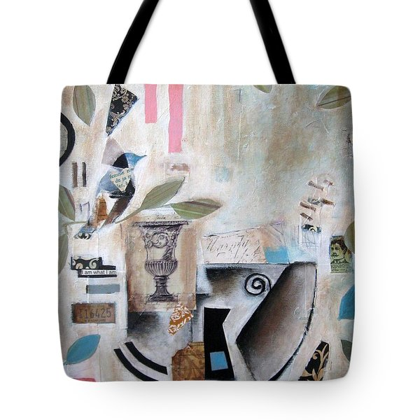 Blue Bird Tote Bag by Venus
