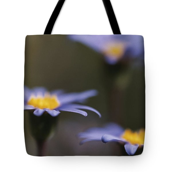 Blue Haze Tote Bag by Caitlyn  Grasso