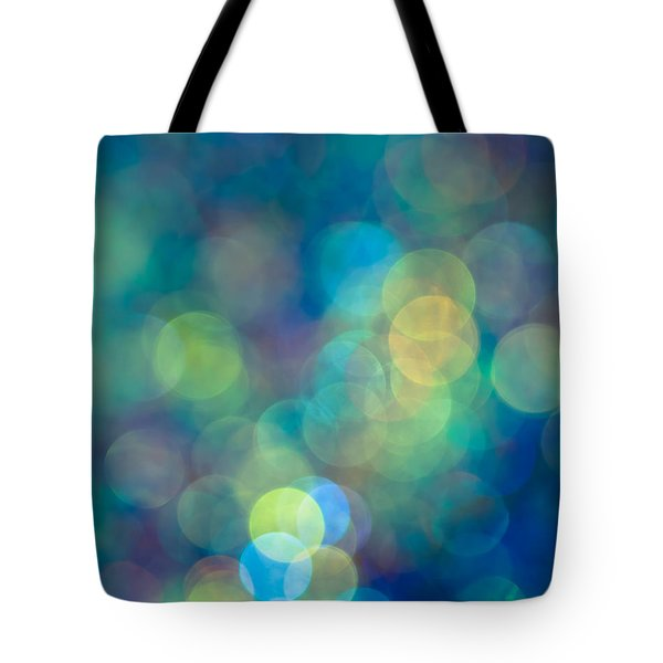 Blue Of The Night Tote Bag by Jan Bickerton