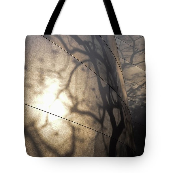 Blue Ribbon Garden 2 Tote Bag by Gandz Photography