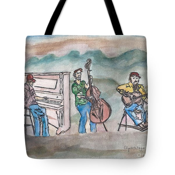Blue Ridge Tradition   Tote Bag by Elizabeth Briggs