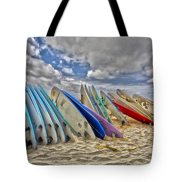 Board Meeting Tote Bag by Cheryl Young