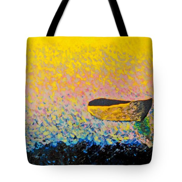 Boat Tote Bag by Andrew Petras