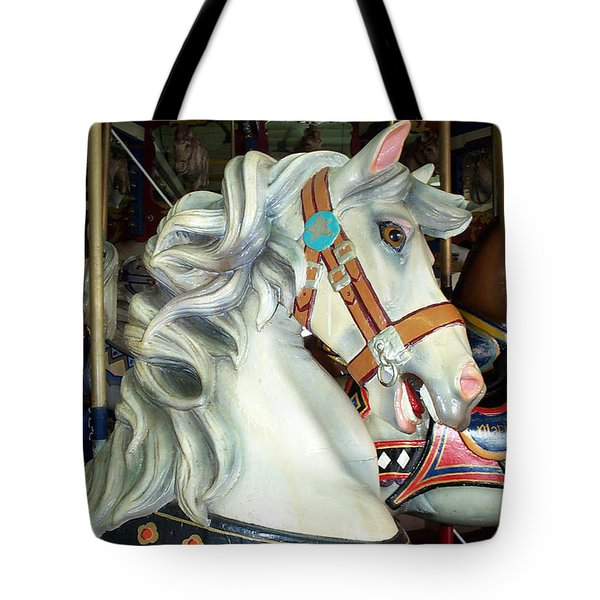 Bob  Tote Bag by Barbara McDevitt