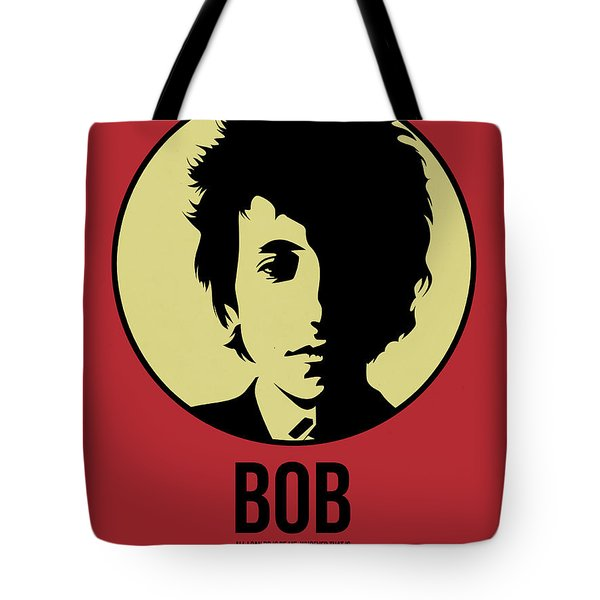 Bob Poster 1 Tote Bag by Naxart Studio