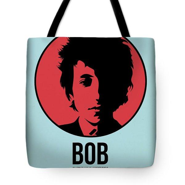 Bob Poster 2 Tote Bag by Naxart Studio