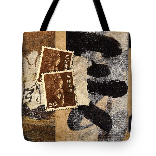 Bodhisattva 1952 Tote Bag by Carol Leigh