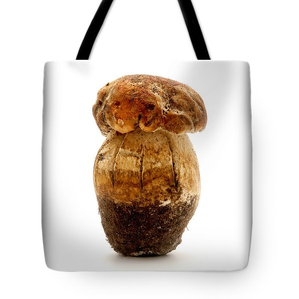 Boletus edulis Tote Bag by Fabrizio Troiani