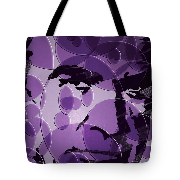 Bond is back Tote Bag by Robert Margetts