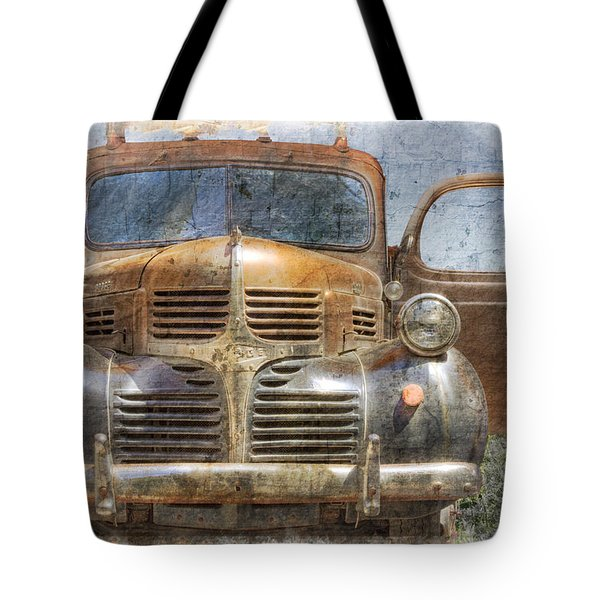 Bonnie And Clyde Tote Bag by Debra and Dave Vanderlaan