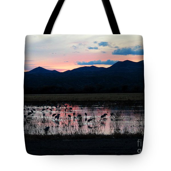 Bosque Tote Bag by Steven Ralser