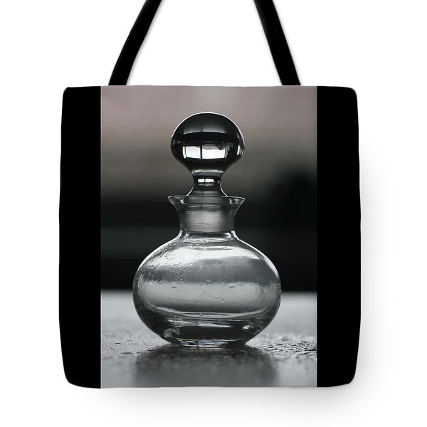 Bottle Tote Bag by Joy Watson