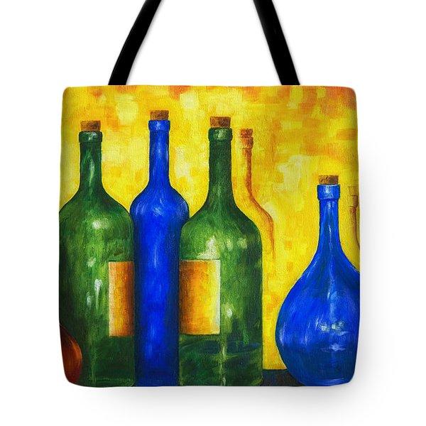 Bottless Tote Bag by Veikko Suikkanen