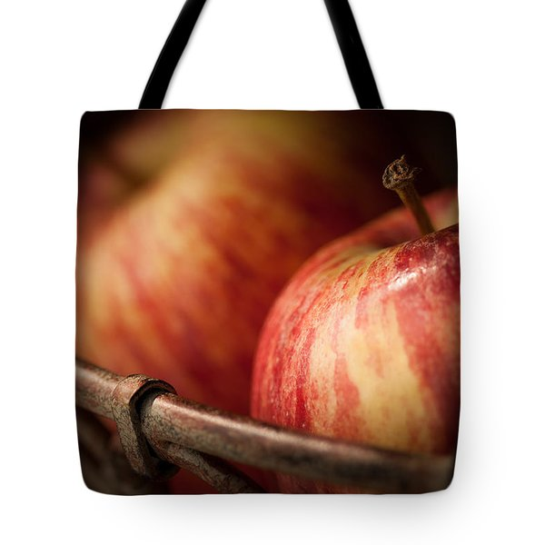 Bountiful Tote Bag by Amy Weiss