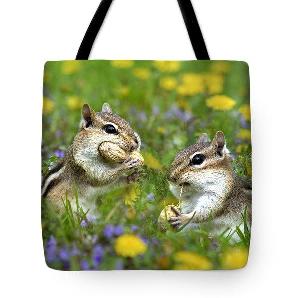 Bountiful Generosity Tote Bag by Christina Rollo
