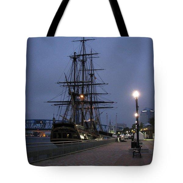 Bounty Tote Bag by Greg Patzer