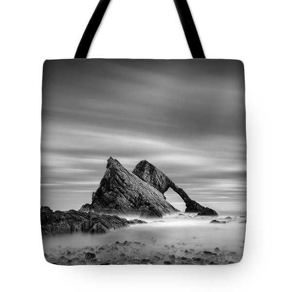 Bow Fiddle Rock 2 Tote Bag by Dave Bowman