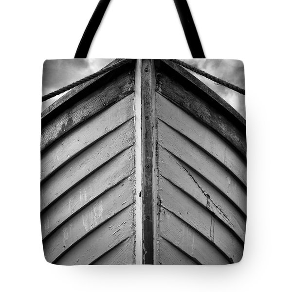 Bow  Tote Bag by Stelios Kleanthous