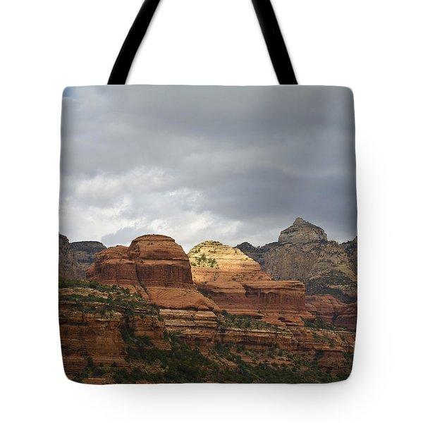 Boynton Canyon II Tote Bag by David Gordon