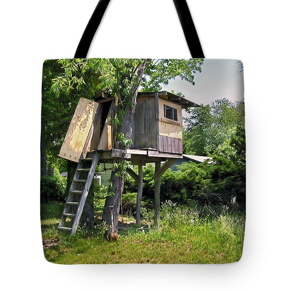Boys Dream Tote Bag by Brian Wallace
