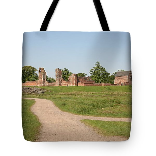 Bradgate Park House Tote Bag by Mark Severn