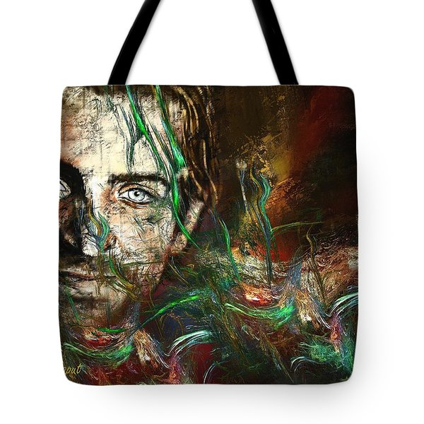 Bradley Tote Bag by Francoise Dugourd-Caput