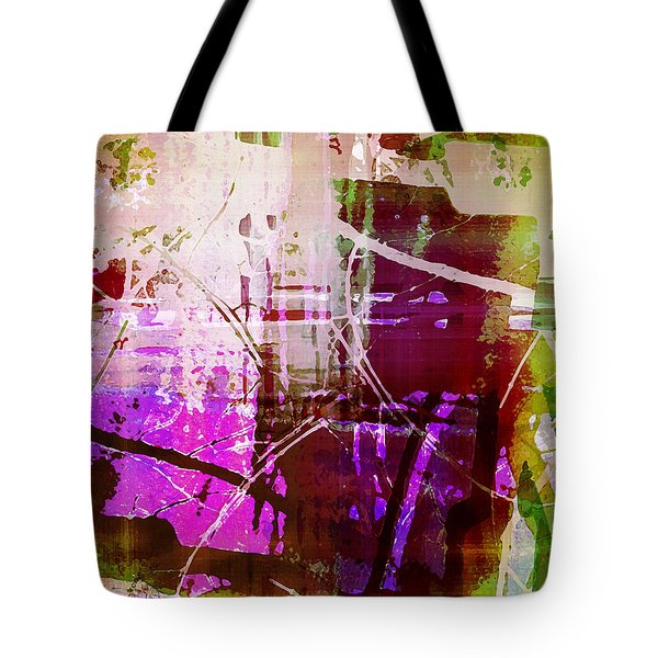 Branching Out Tote Bag by Shawna  Rowe