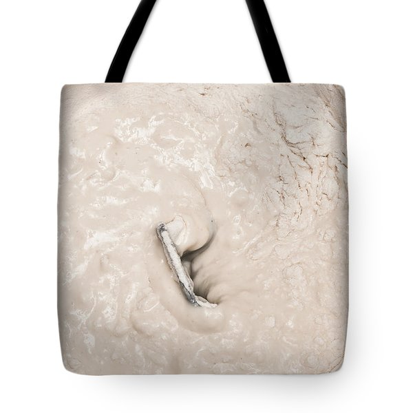 Bread Dough Tote Bag by Tom Gowanlock