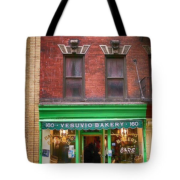 Bread Store New York City Tote Bag by Garry Gay