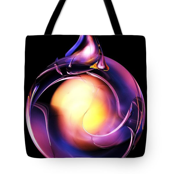 Break Glass For Sunshine Tote Bag by Elizabeth McTaggart