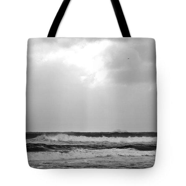 Breakthrough Tote Bag by Michelle Wiarda