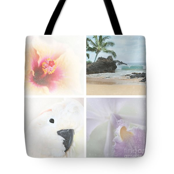 Breathe . feel the wind . . . Tote Bag by Sharon Mau