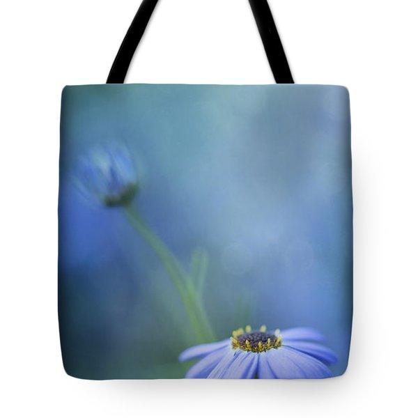 Breathe Deeply Tote Bag by Priska Wettstein