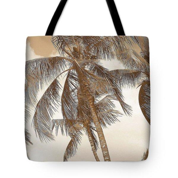 Breeze Tote Bag by Athala Carole Bruckner