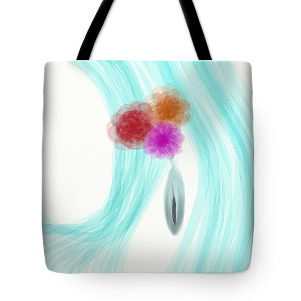 Breeze Tote Bag by Len YewHeng