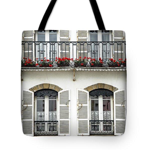 Breton House Tote Bag by Elena Elisseeva