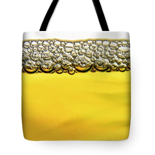 Brewed Tote Bag by Stelios Kleanthous
