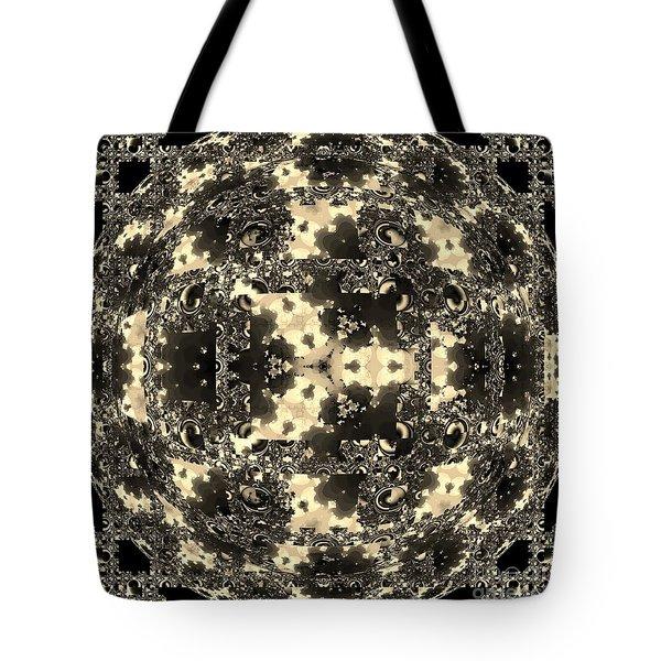 Bric A Brac Ball Tote Bag by Elizabeth McTaggart