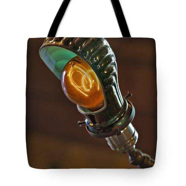 Bright Idea Tote Bag by Susan Candelario